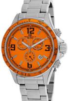 Oceanaut Mens Silver Tone Bracelet Watch-Oc3323