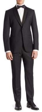 Armani Collezioni M Line Shawl Collar Tuxedo