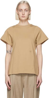 Totême Tan Espera T-Shirt