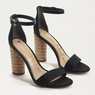 Sam Edelman Yamile Block Heel Sandal