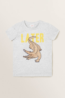 Seed Heritage Later Gator Tee