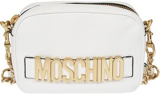 Moschino Logo Plaque Camera Bag