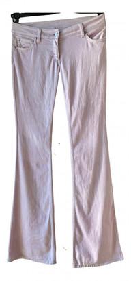 Fendi Other Cotton - elasthane Jeans