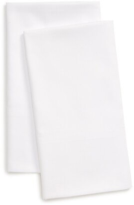 Nordstrom 300 Thread Count Set of 2 Cotton & Tencel(R) Lyocell Pillowcases