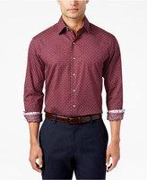 Tasso Elba Men's Printed Shirt, Only at Macy's