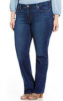 Levi's Plus 414 Classic Straight Leg Jeans