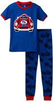 Petit Lem Race Car Pajama (Toddler & Little Boys)