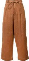 Craig Green wide-legged drawstring trousers - men - Silk - XS