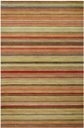 John Lewis & Partners Multi Stripe Rugs, Harvest