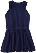 LAmade Kids Christie Dress (Toddler/Kid) - Midnight-3T