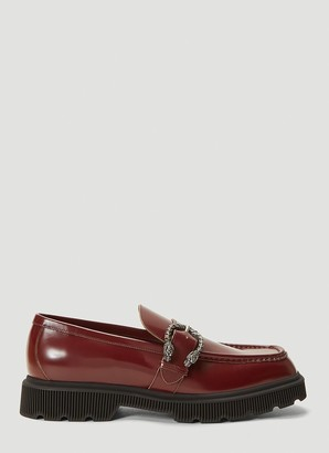 Gucci Mystras Loafers