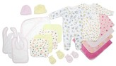 Bambini Newborn Baby Shower Layette Gift Set, 18pc (Baby Girls)
