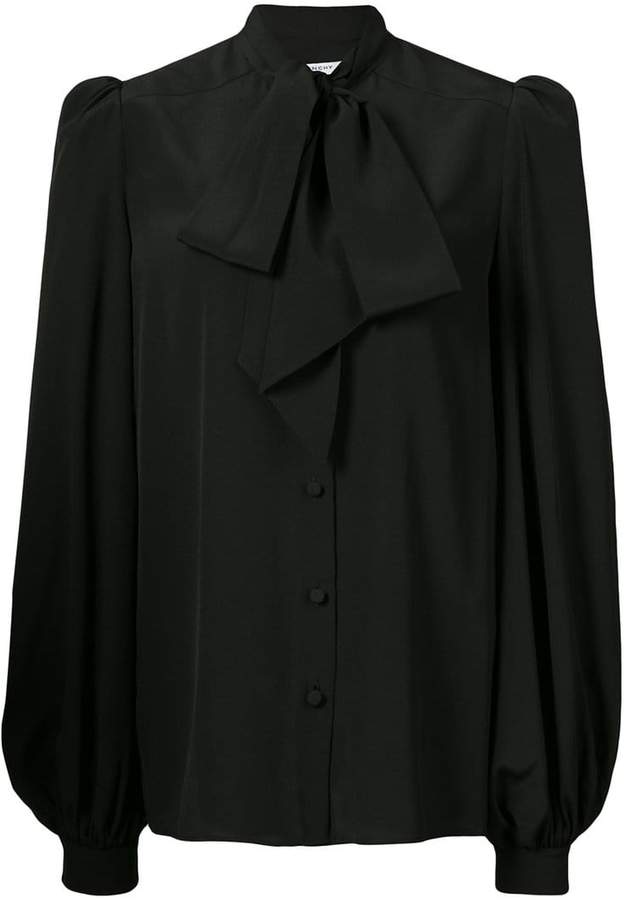 Givenchy pussybow blouse