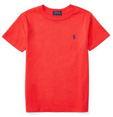 Ralph Lauren Boys 2-7 Little Boys Crewneck Cotton Tee