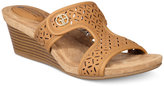 Giani Bernini Brezaa Slide Sandals, Only at Macy's