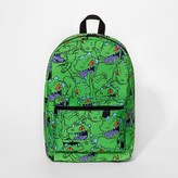 Rugrats Reptar Kids' Backpack - Green