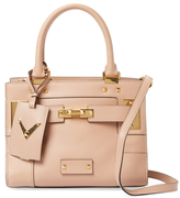 Valentino Garavani My Rockstud Double Handle Small Leather Tote