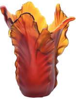 Daum Tulip Magnum Vase