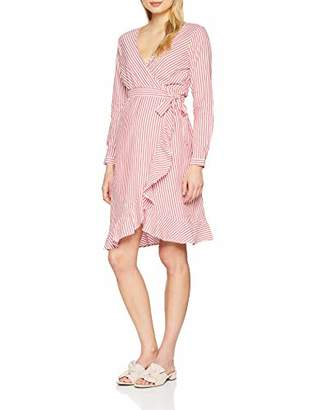 Noppies Women's Dress ls Oria YD,(Size of : S)