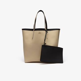Lacoste Women's Anna Large Reversible Tote Bag
