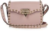Valentino Rockstud small leather cross-body bag