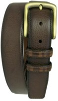 Boconi Men's 'Hendrix' Pebbled Leather Belt