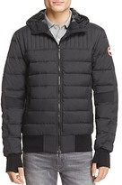 Canada Goose Cabri Hooded Down Jacket