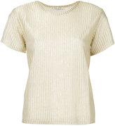 Each X Other ribbed t-shirt - women - Viscose/Polyester - XS