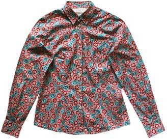 Coast Weber & Ahaus Blue Cotton Top for Women