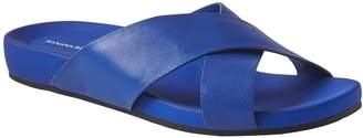 Banana Republic Crossover Slide Sandal