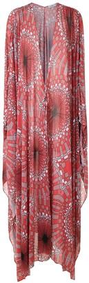 AMIR SLAMA Oversized Cover-Up
