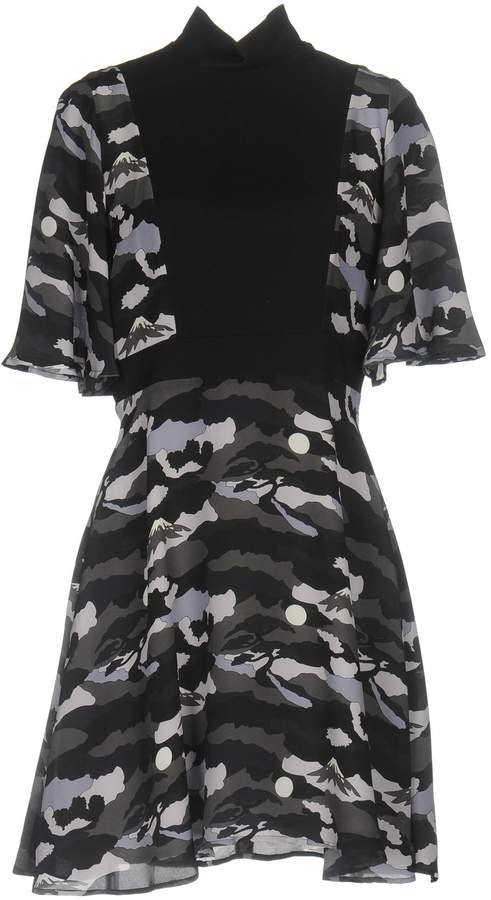 MAISON KITSUNÉ Short dresses - Item 34789443