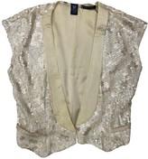 Ungaro White Silk Jacket for Women Vintage