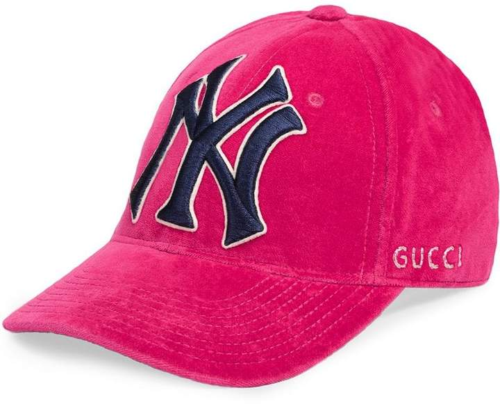 5682a3e4cace1 Gucci Baseball Hat - ShopStyle