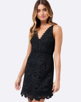 Forever New Alice A-Line Lace Mini Dress