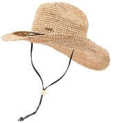 Rip Curl Bluff Straw Cowgirl Hat