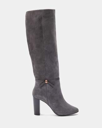 Ted Baker LINAEYS Block heel knee high boot