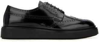Prada Lace Up Oxford Shoes