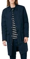 Topman Men's Harmer Military Jacket
