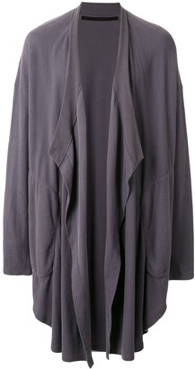 Julius Oversized Draped Cardigan