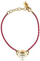 Christian Dior Diorelita Monkey Charm Bracelet