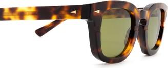 AHLEM Champ De Mars Classic Turtle Sunglasses