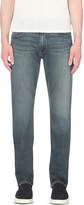 Paige Normandie slim-fit straight jeans