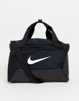 Nike small sports bag in black