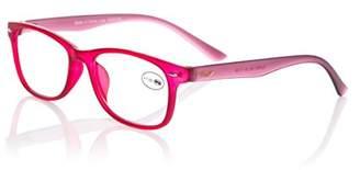 Antonio Banderas Starlite Universe Unisex Adults' Gafas de lectura Seaside Antonio Banderas, rosa Optical Frames