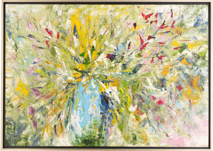 "John-Richard Collection Jinlu"" Abstract Art"