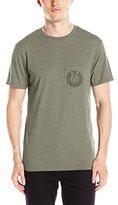 Volcom Men's One Liner Pocket T-Shirt