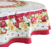 HOMEWEAR Homewear Rose Kiss 70 Round Tablecloth