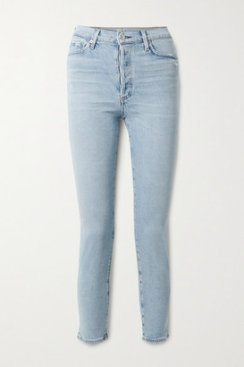 Citizens of Humanity Olivia High-rise Skinny Jeans - Light denim