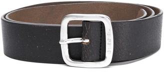 Diesel Printed Buckled Belt